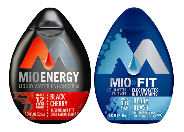 On the Go Water Flavor Enhancers Adopt for New Mobile Behavior