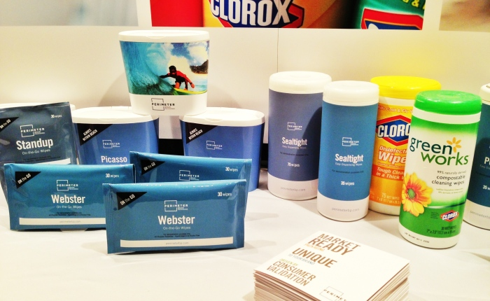 Callahan Talks Consumer Insights and New Wipes Packaging at World of Wipes 2013