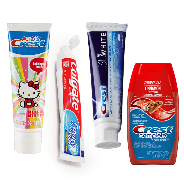 Your main squeeze the changing shape of toothpaste packaging perimeter brand packaging - Keep toothpaste kitchen ...