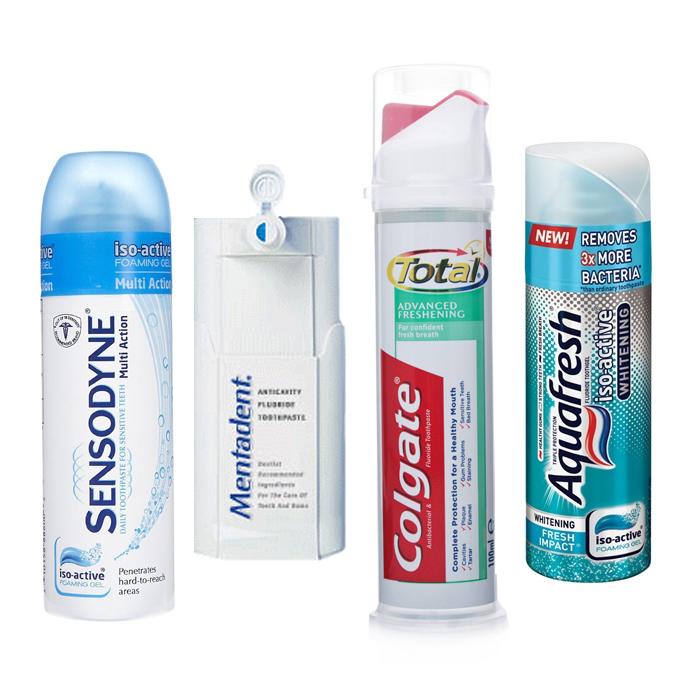 Toothpaste Packaging Perimeter Brand Packaging