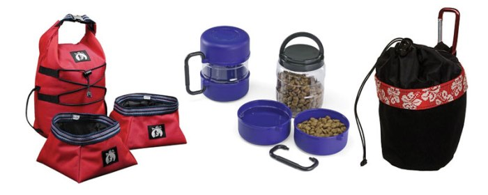 On the Go Dog Treat Dispenser